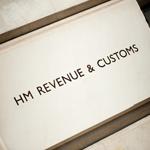 HM Revenue & Customs sign on building